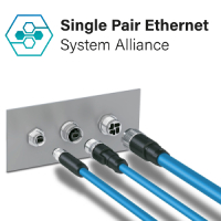 Rosenberger Single Pair Ethernet