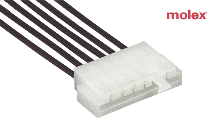 EdgeMate Wire-to-Edge-Card Power Connectors
