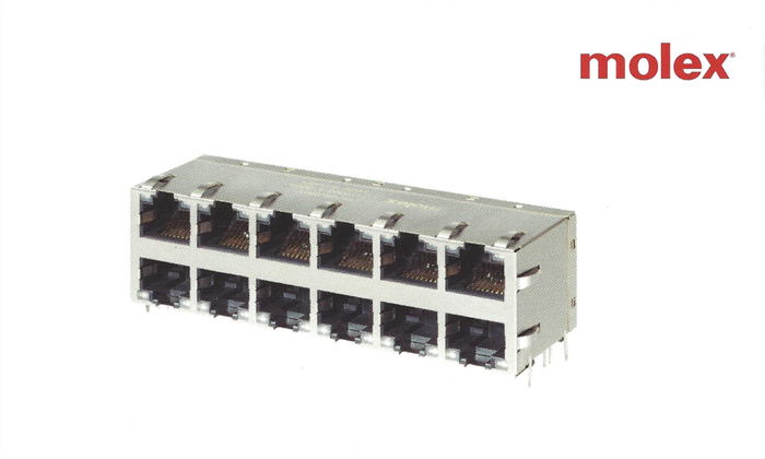 Magnetic Jacks: PoE Plus Enabled Gigabit 12-Port