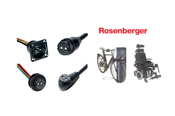 RoPD® - Rosenberger Power Data-Steckverbinder