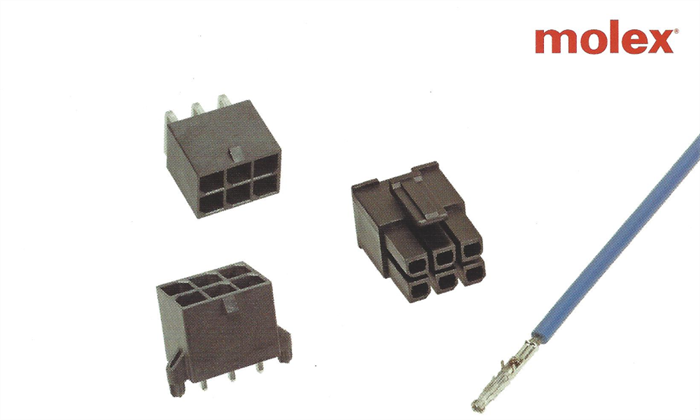 Mega-Fit Power Connectors