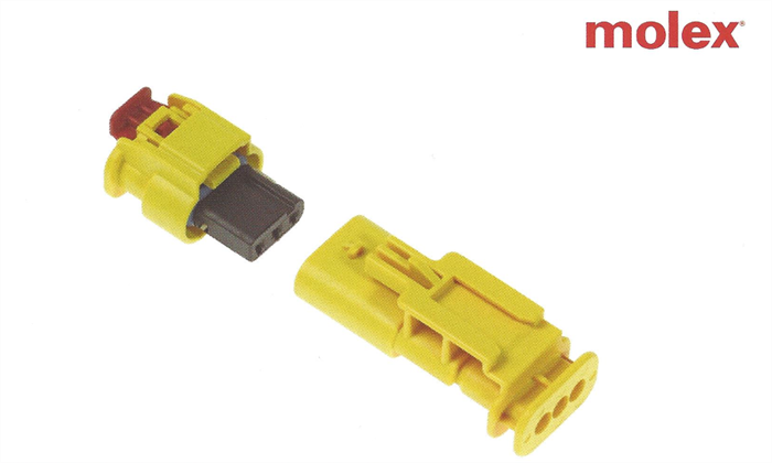 MXP120 Sealed Connector System