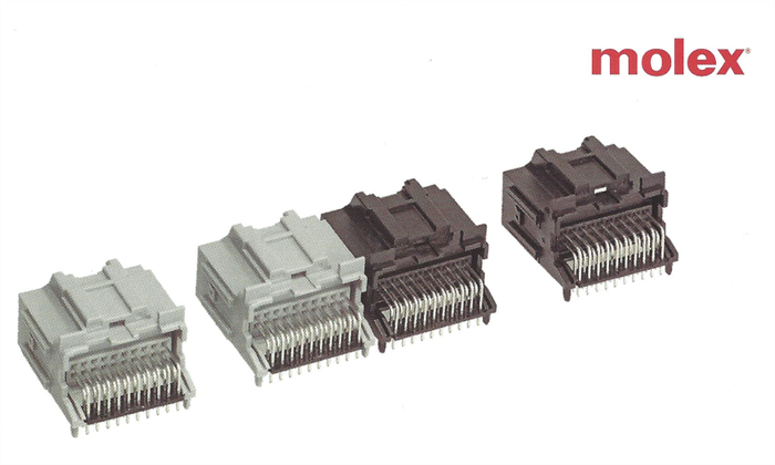 Stac64 Unsealed Modular Connector System,