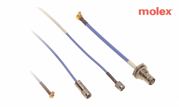 Temp-Glex Flexible Microwave Cable Assemblies