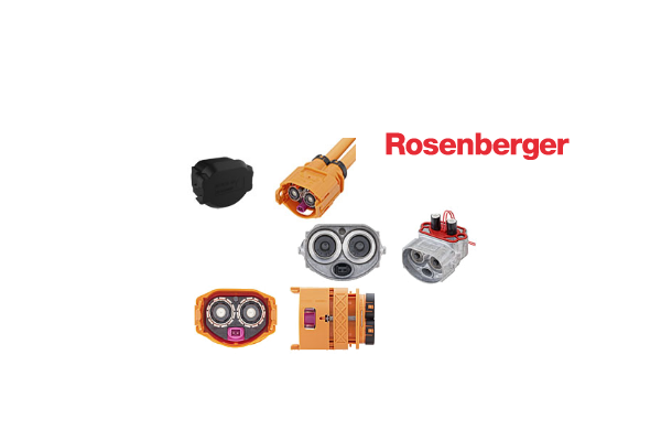 Rosenberger High-Voltage, High-Power und Low-Voltage Systems