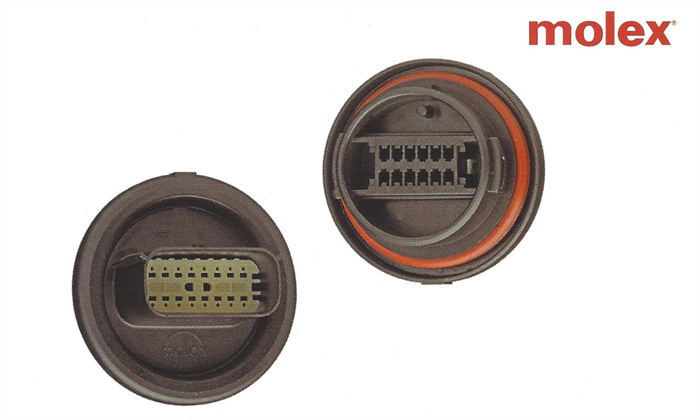 MX150 Twist-Lock Sealed Bulkhead Connectors