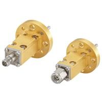 Rosenberger Hohlleiter Coax-Adapter