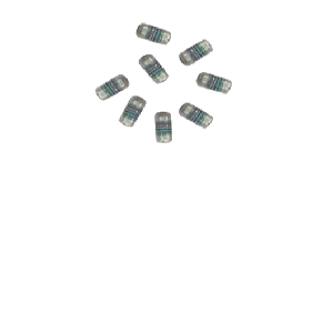 Metal Film MELF Resistor - 0102 packing